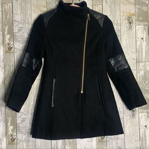 Rothschild | Black Pea Coat